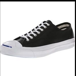 Converse Unisex Jack Purcell Leather Sneaker